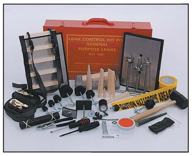 Edwards & Cromwell Universal Leak Control, AE Series Kits