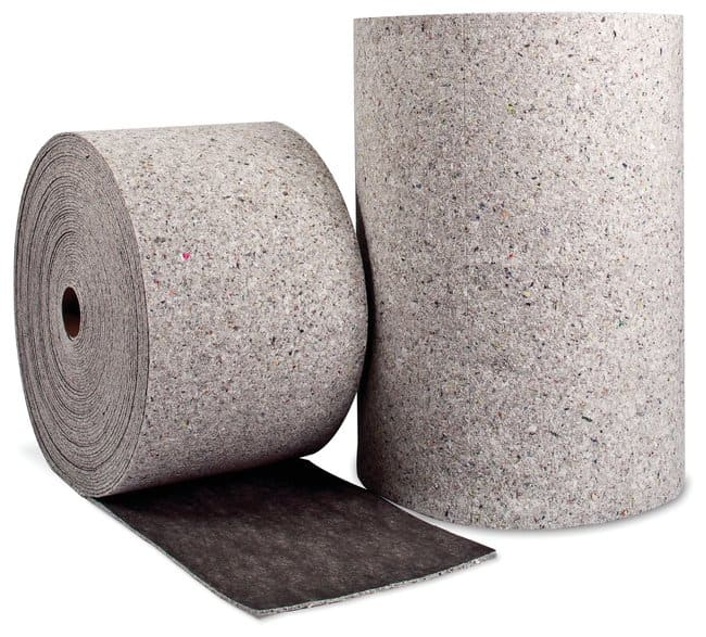 Brady SPC Re-Form Universal Sorbent Rolls Heavy weight roll; Perforated;