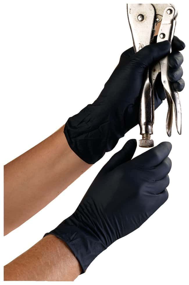 Microflex ONYX Nitrile Disposable Gloves  Large:Gloves, Glasses and Safety