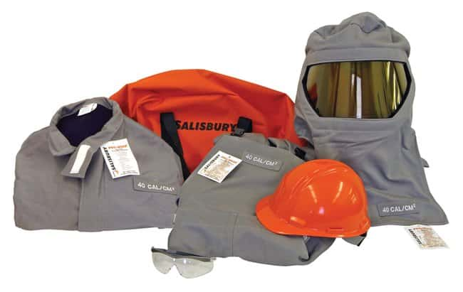 Honeywell Salisbury PRO-WEAR Arc Flash Personal Protection Equipment Kits:Gloves,