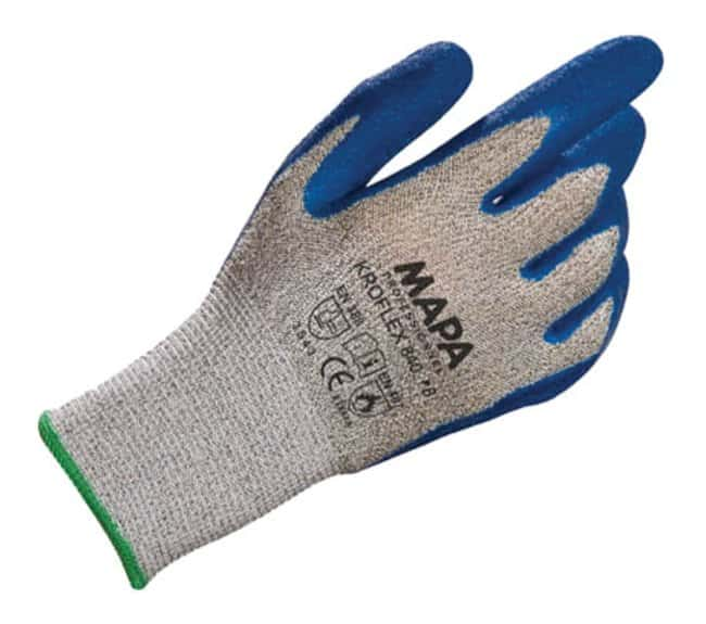 MAPA™Kroflex™ 840 Natural Rubber Gloves
