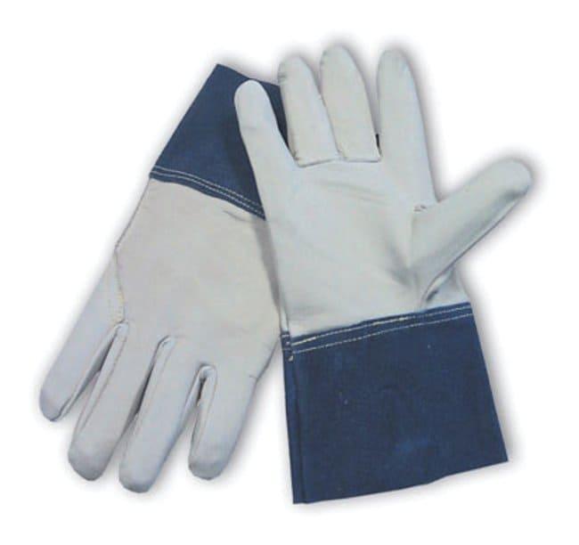 PIP Mig Tig Top Grain Goatskin Welder's Gloves X-Large:Gloves, Glasses