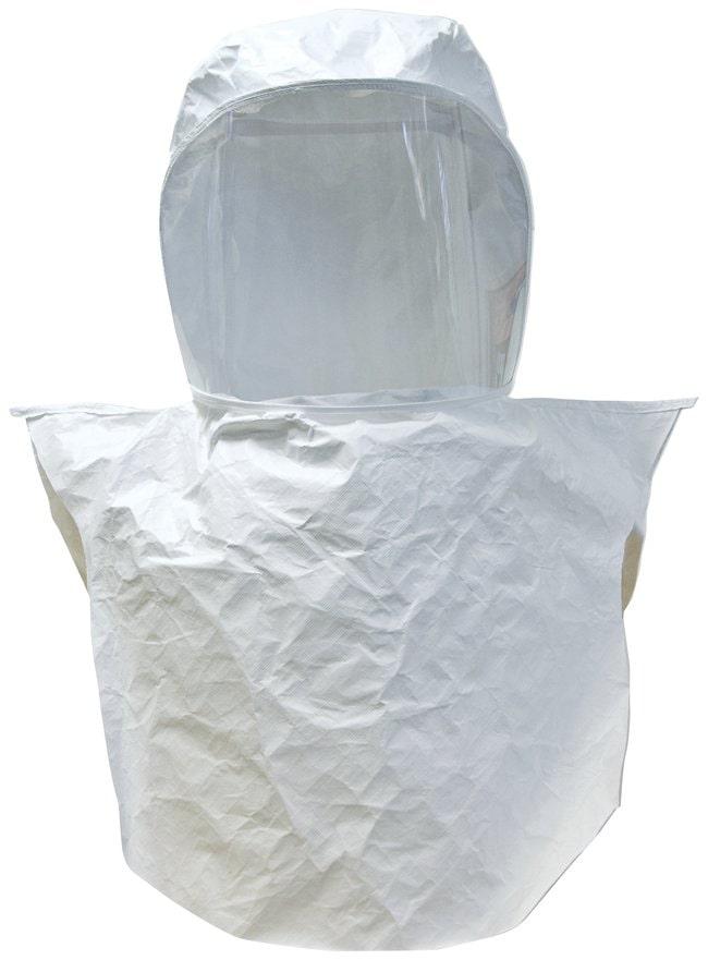Bullard RT Series Tychem Respirator Hoods Hood:Gloves, Glasses and Safety