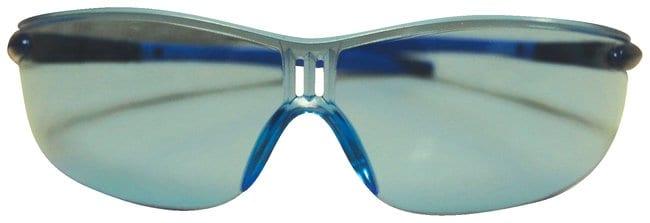 Fisherbrand Racer Series Qualifier Sport Eyewear Clear lens; Blue/black