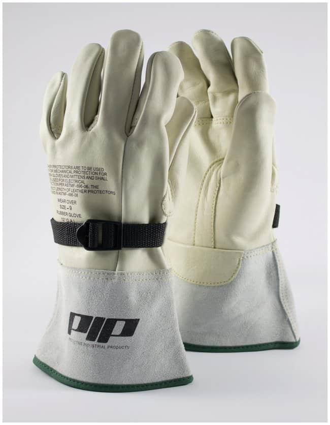 PIP Top Grain Goatskin Leather Glove Protectors Class 1 to 4; Gauntlet