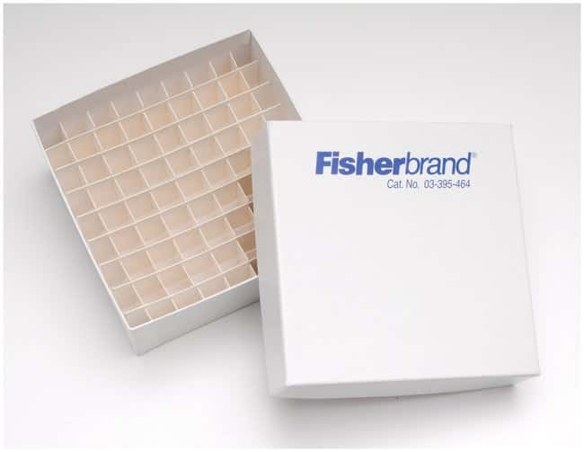 Fisherbrand™Cryo/Freezer Boxes<img src=