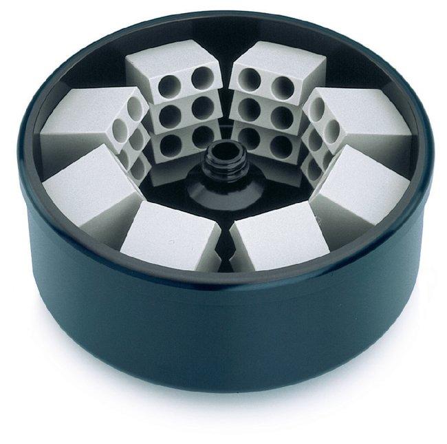 Thermo Scientific 24 x 1.5/2.0mL Drum Rotor Hta 13.8 Drum Rotor:Centrifuges