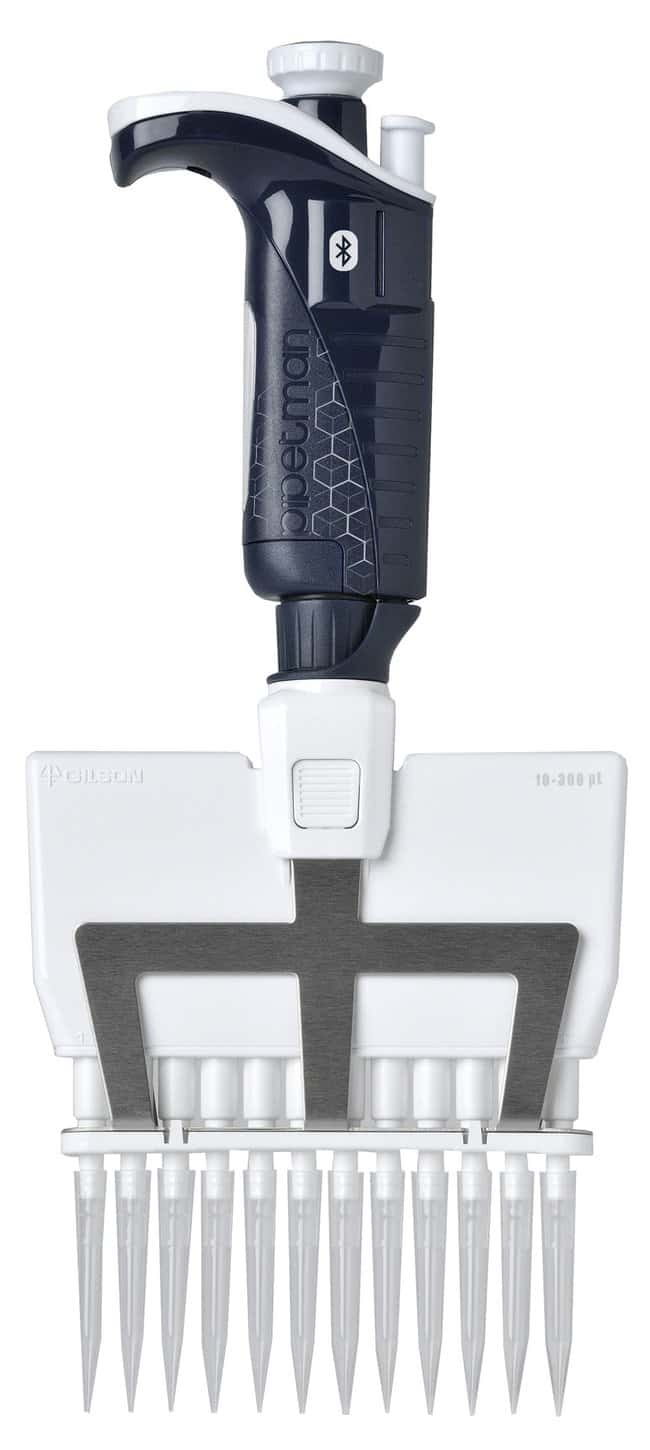 Gilson Multi-Channel PIPETMAN M:Pipets, Pipettes and Pipette Tips:Pipettes