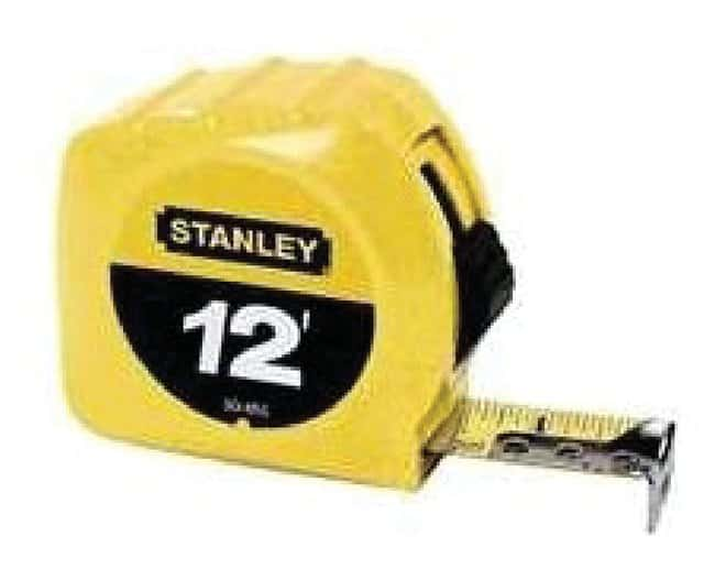 ORS Nasco Stanley Tape Rule Blade length: 12 ft.; Yellow:Workspace Essentials
