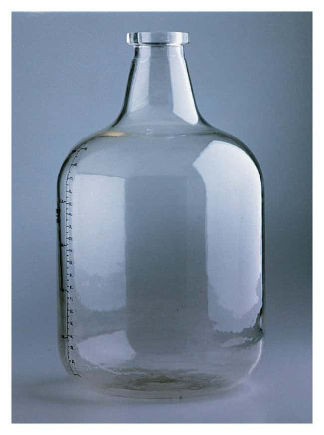 PYREXPLUS™ Coated Large-Capacity Bottles with Tooled Neck