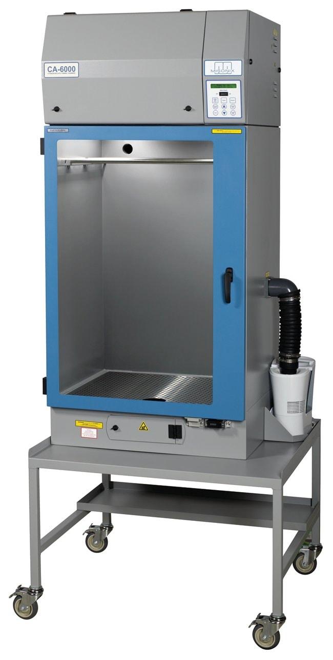 Mystaire CA Series Cyanoacrylate Fuming Chamber Cart/Trolley Optional cart