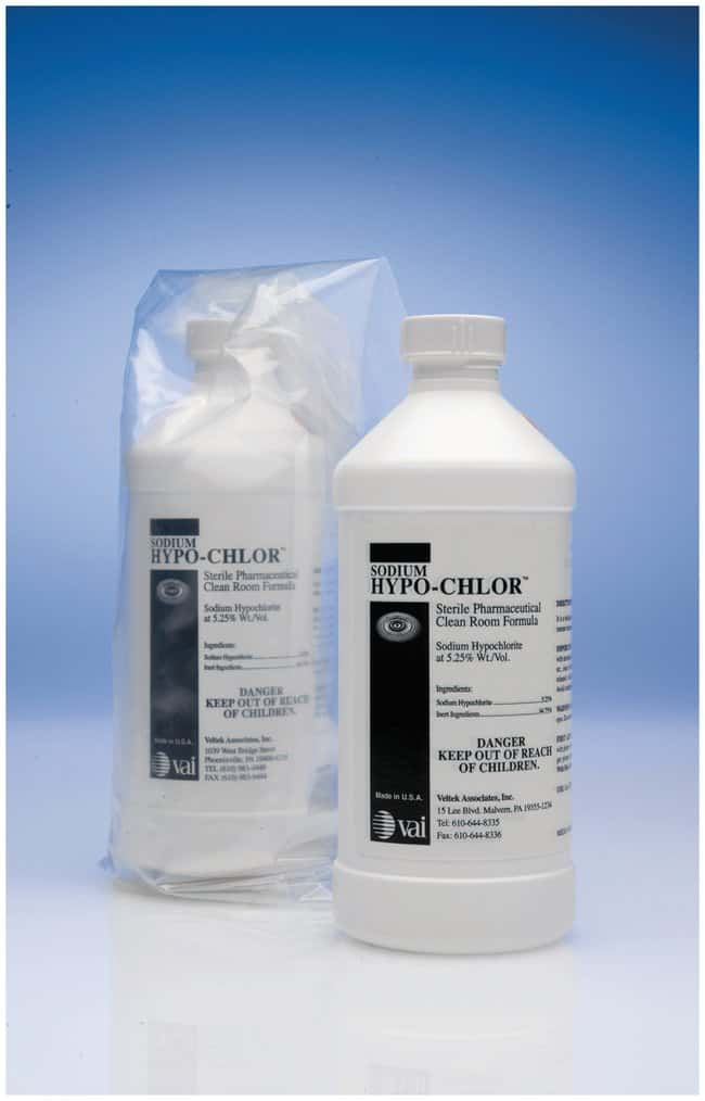 VAI HYPO-CHLOR Sodium Hypochlorite Sterile Solution:Testing and Filtration:Food
