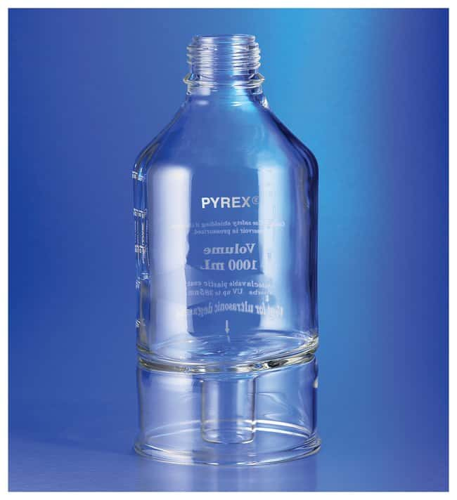 PYREX™ HPLC Reservoir, Single Cavity