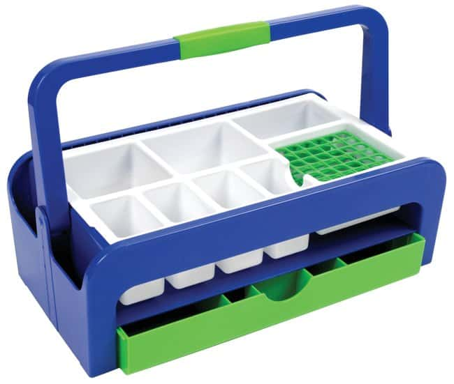 Fisherbrand™Blood Collection Tray Blood Collection Tray; Style A; 13mm Test Tube Rack Fisherbrand™Blood Collection Tray