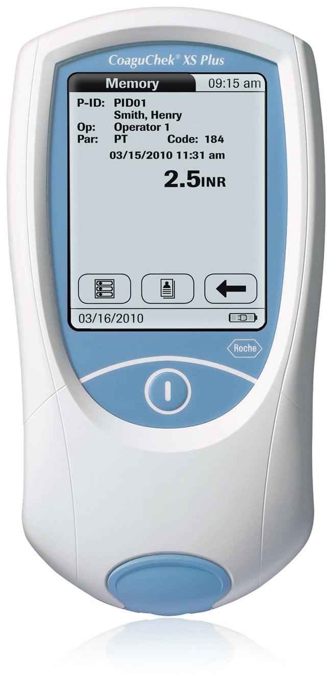 Roche Diagnostics™ CoaguChek XS™ Plus System