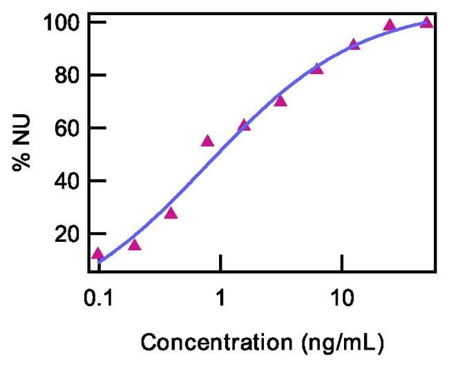 Human Activin A, Recombinant Protein, Invitrogen™ Unlabeled; 5μg Human Activin A, Recombinant Protein, Invitrogen™