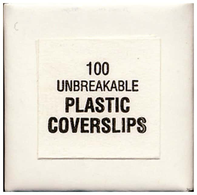 Fisherbrand Disposable Cover Slips :Teaching Supplies:Biology Classroom