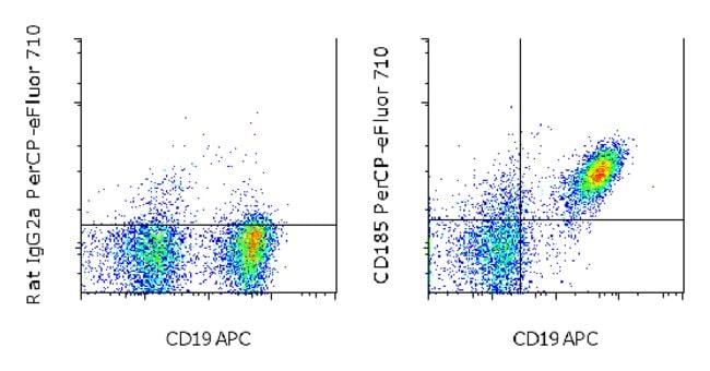 CD185 (CXCR5) Rat anti-Mouse, PerCP-eFluor 710, Clone: SPRCL5, eBioscience