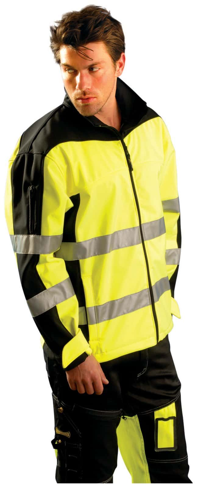 OccuNomix Speed Collection Premium Motorcycle Soft Shell Jackets XXX-Large:Gloves,