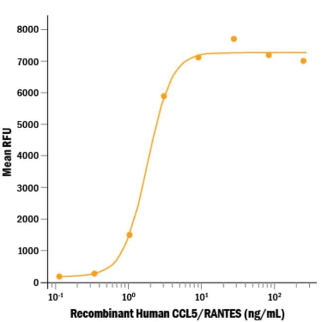 R&D Systems™Human CCL5/RANTES Recombinant Protein 10ug R&D Systems™Human CCL5/RANTES Recombinant Protein