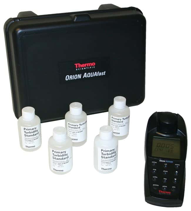 Thermo Scientific Orion AQ4500 Turbidimeter Turbidimeter and Calibration