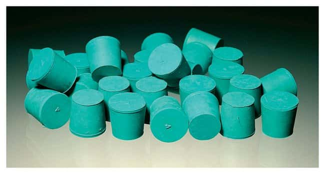 Fisherbrand™ Solid Neoprene Rubber Stoppers