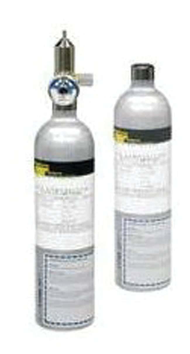 Honeywell Analytics Calibration Gas Cylinder Hydrogen sulfide; 58L:Gloves,