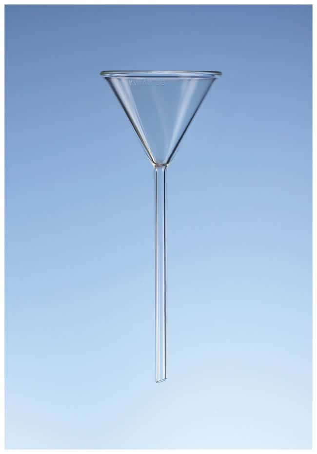 DWK Life Sciences Kimble™ ValueWare™ 58° Addition Funnels <img src=