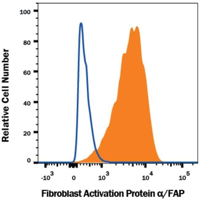 Fibroblast Activation Protein alpha/FAP Mouse anti-Human, Clone: 427819,