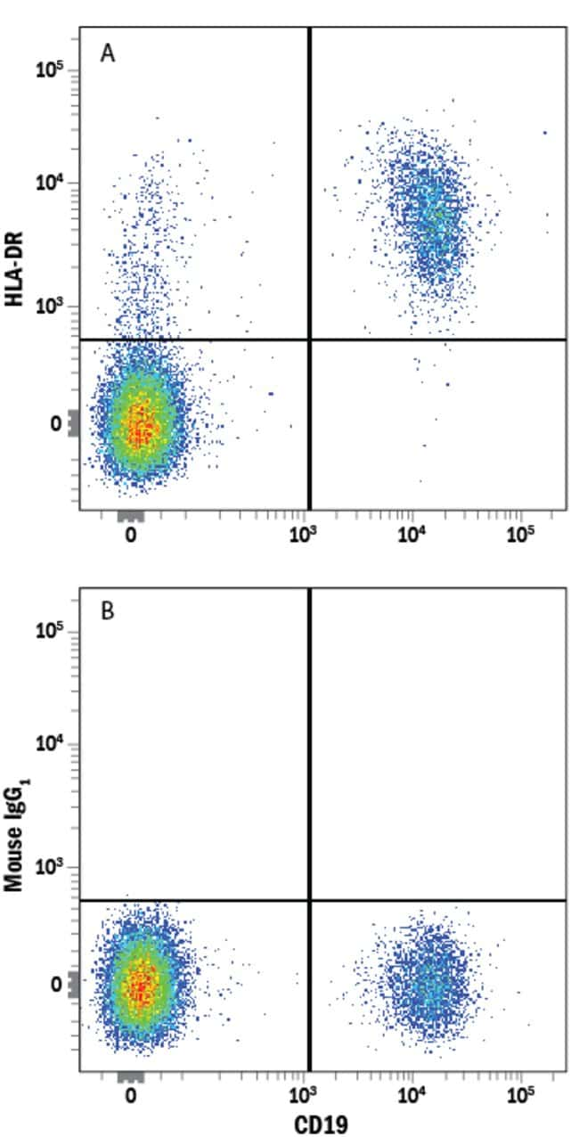 anti-HLA-DR, Alex Fluor 750, Clone: L203, RD Systems:Antibodies:Primary