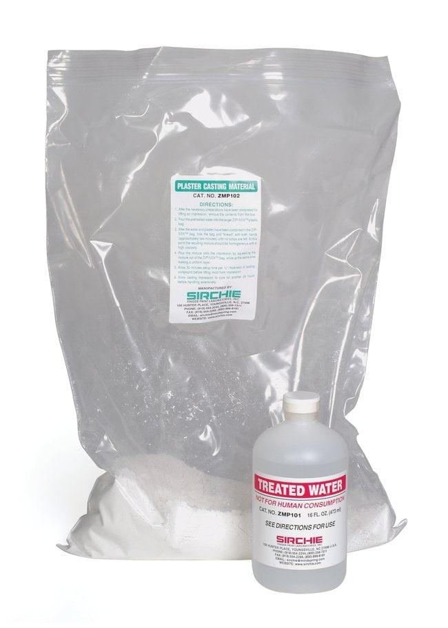 ZIP-MIX Plaster Casting Kit ZIP-MIX Plaster Casting:Education Supplies