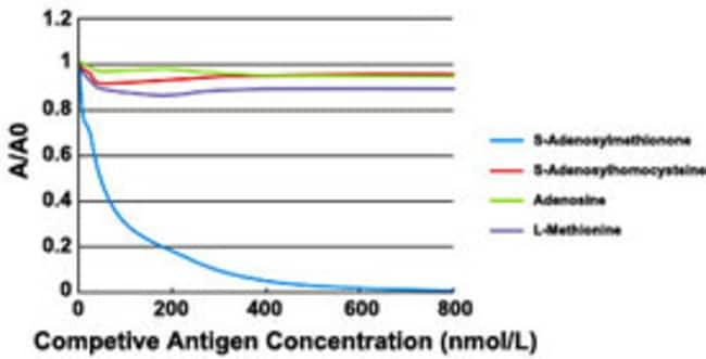 S-Adenosylmethionine Mouse, Clone: 84-3, Abnova 25μL; Unlabeled:Antibodies