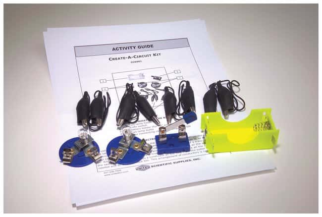 United Scientific Supplies Create-a-Circuit <img src=