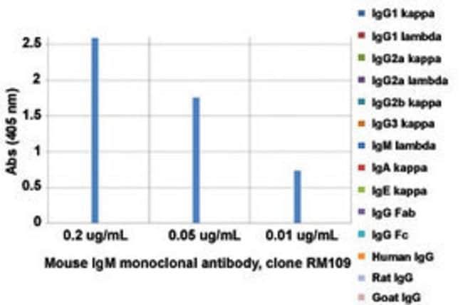 IgM Rabbit anti-Mouse, Clone: RM109, Abnova 100μg; Unlabeled:Antibodies