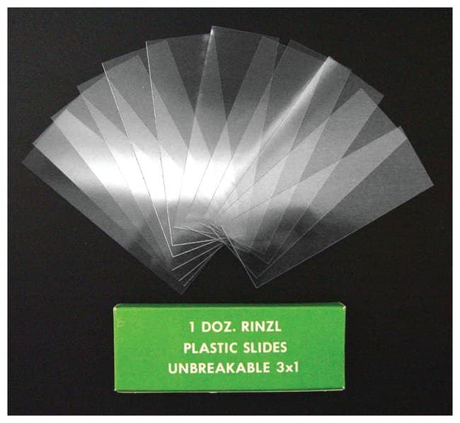 Fisherbrand™Disposable Microscope Slides