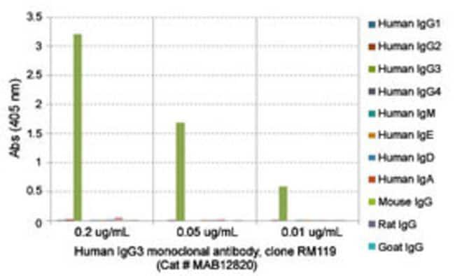 IgG3 Rabbit anti-Human, Clone: RM119, Abnova 100μg; Unlabeled:Antibodies