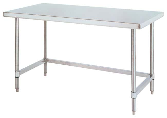 Metro™ HD Super Stainless Lab Worktable, Stationary