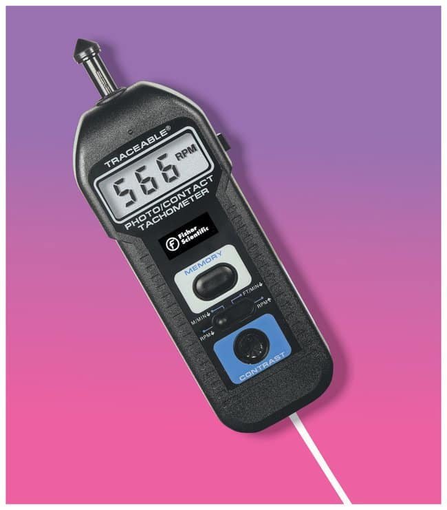 Fisherbrand™ Traceable™ Digital Tachometers | Fisher Scientific