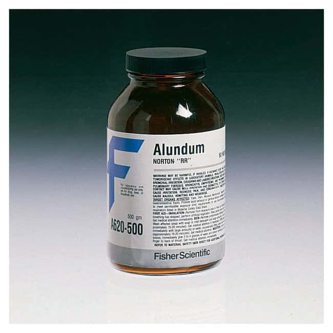 Fisherbrand Alundum Bedding Material:Gloves, Glasses and Safety:Combustion
