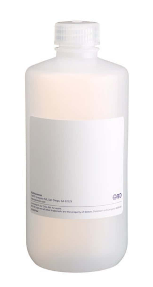 Bovine serum albumin Stain Buffer, BD 500mL:Cell Analysis Products