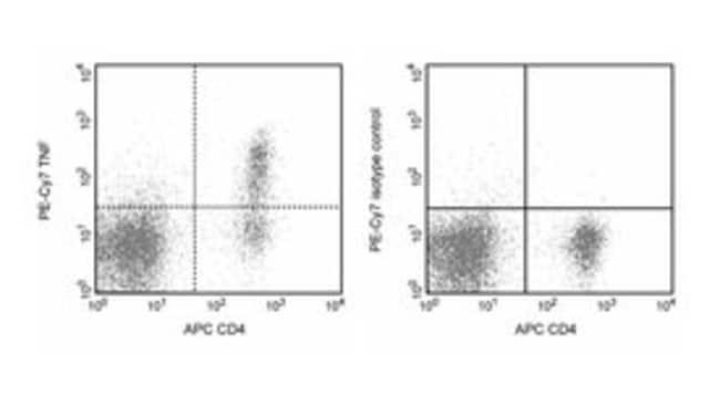 TNF Rat anti-Mouse, PE-Cy7, Clone: MP6-XT22, BD 0.1mg; PE-Cy7 TNF Rat anti-Mouse, PE-Cy7, Clone: MP6-XT22, BD