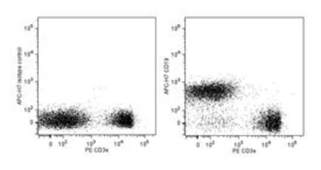 CD19 Rat anti-Mouse, APC-H7, Clone: 1D3, BD 0.1mg; APC-H7 CD19 Rat anti-Mouse, APC-H7, Clone: 1D3, BD
