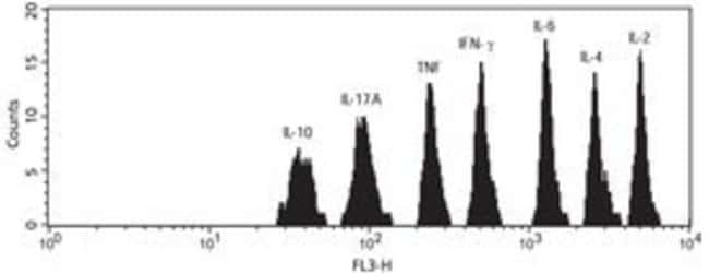 BDCBA Mouse Th1/Th2/Th17 Cytokine Kit 1 Kit (80 tests):Protein Analysis