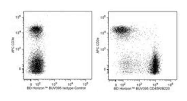 anti-CD45R/B220; Clone: RA3-6B2; BD 50µg; BUV395