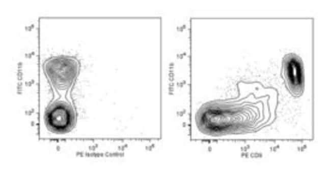 CD9 Rat anti-Mouse, PE, Clone: KMC8, BD 50µg; PE:Life Sciences