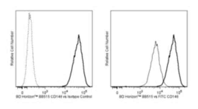anti-CD146, BB515; Clone: P1H12; BD 100 Tests; BB515:Life Sciences