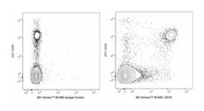 BD BV480 Mouse Anti-Human CD16 100 tests:Life Sciences
