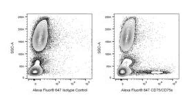 CD75/CD75s Mouse anti-Human, Alexa Fluor 647, Clone: ZB55, BD 100 Tests;
