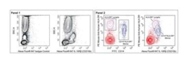anti-IL-10Rbeta (CD210b), Alexa Fluor 647; Clone: 90220; BD 50 Tests; Alexa