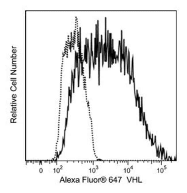 VHL Mouse anti-Human, Alexa Fluor 647, Clone: S2-647, BD 50 Tests; Alexa